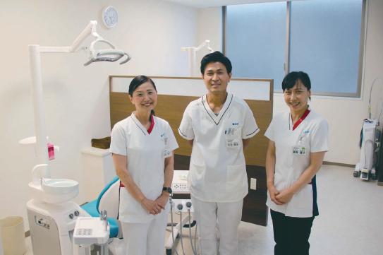 歯科口腔外科スタッフ